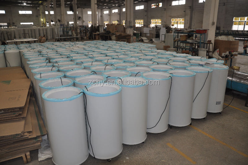 CE approved round shape 50L can cooler for drinks