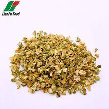 Organic freeze dried vegetables dehydrated zucchini flakes