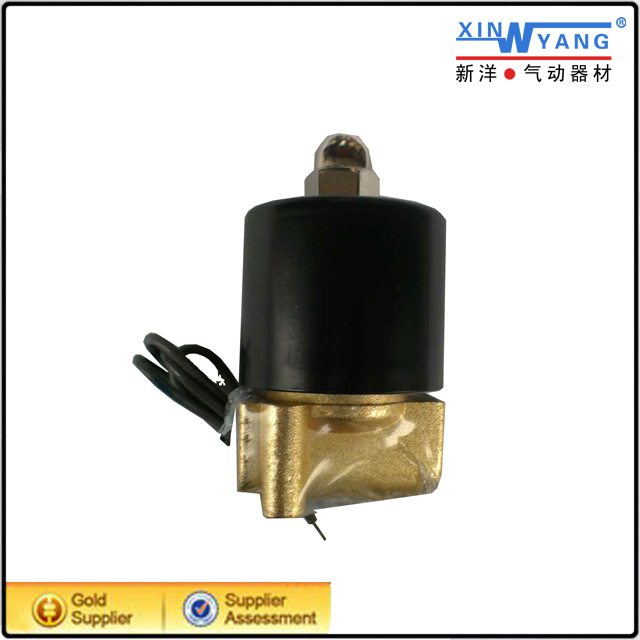 New design 2/2way solenoid valve price list with CE certificate
