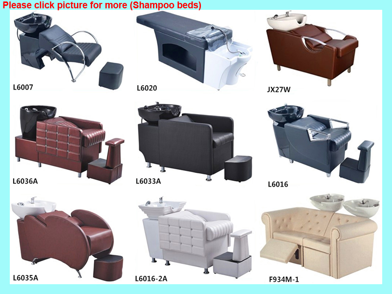 Profession shampoo chairs beds wash unit salon chairs washes for cheap sale bc167 buy shampoo - Schneidermans furniture seating units and bunk beds ...