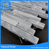 Italy grey marble grey travertine tile