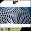 stainless steel circle round hole metal mesh perforated screen