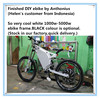 manufacturer directly 48V 1500W e bike electric bicycle conversion kit