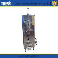 pulse packing machine for puried water milk vinegar filling
