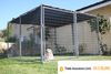 China wholesale the cheap large dog kennel / pet enclosure / dog kennel