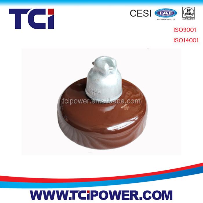 Suspension Porcelain Insulator For 11kv 33kv 66kv 132kv View Suspension Porcelain Insulator