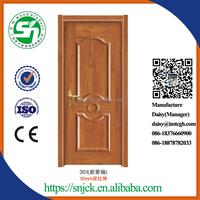 Black Walnut Veneer Solid Core Prefinished Commercial Interior Wood Doors