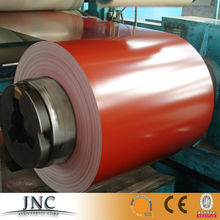 yellow red blue color coated galvanized steel coil / Ppgi / Ppgl in RAL NO