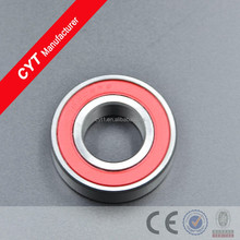 Chrome steel sealed bearing deep groove ball bearing 6204 series ball bearing suitable for bicycle/motorcycle