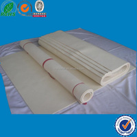 100% Wool Felt (White Color) Factory