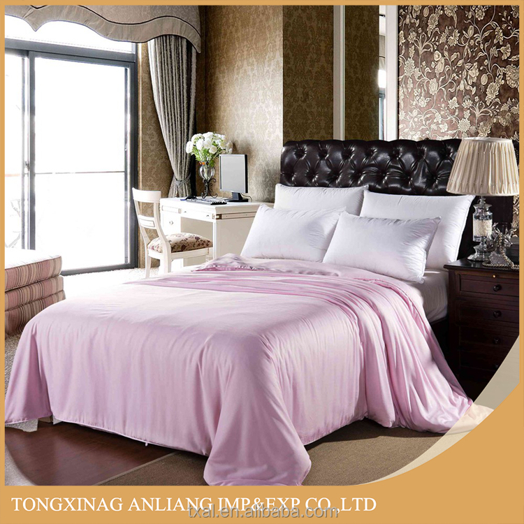 Natural Comfort factory silk floss duvet