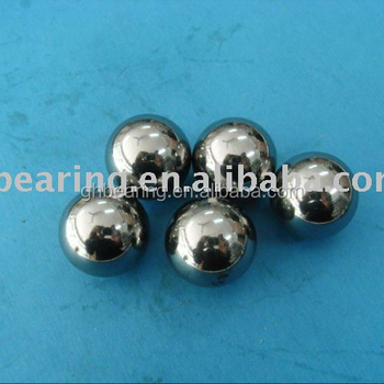 manufacturer carbon steel balls with best quality and low price 18.256mm