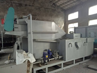 washing machine for industrial furnace
