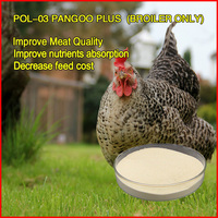 growth promoter for poultry feed