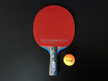 match standard universal table tennis racket new patent for comfortable training pingpong paddle set