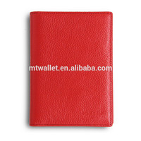 Hot Sale Business Credit ID Card Holder Wallet / Passport / Travel Wallet with Slot