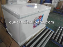 420L deep freezer,chest freezer,refrigerator,with single top open door