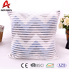 Factory direct soft flannel fleece home decorative sofa cushion covers