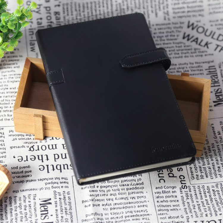 Factory best sell hardback cover glued notebook