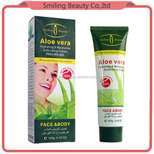 Aichun Beauty Aloe Dead Skin Remove Gel Facial Gental Exfoliator Gel Body Skin Care Whitening Remover Dead Skin Gel