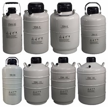 China Manufacturer Small Capacity Liquid Nitrogen Tanks For Semen