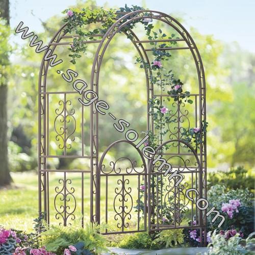 Garden arches and arbor buy garden arches garden arbor - Treillis metal jardin ...
