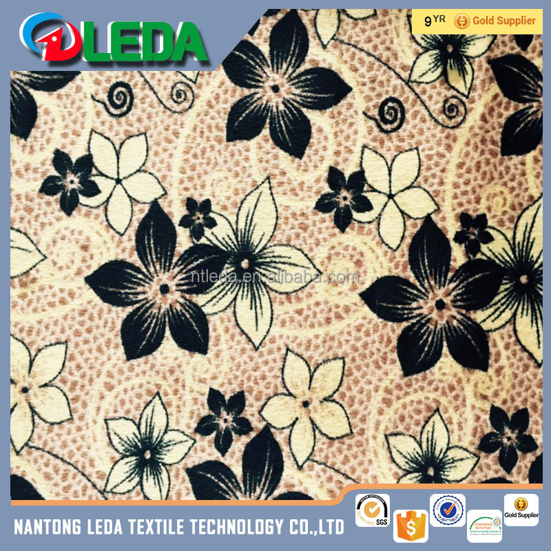 Chinese manufacturer fabric textile stocklots