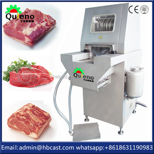 Stainless steel marinade meat injector machine brine meat injector