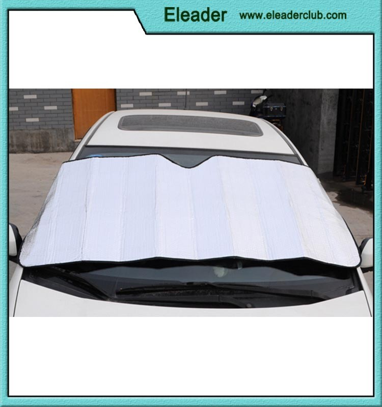 Car Sun Shade - Keeps Vehicle Cool - Windshield Sunshade - Block UV Rays