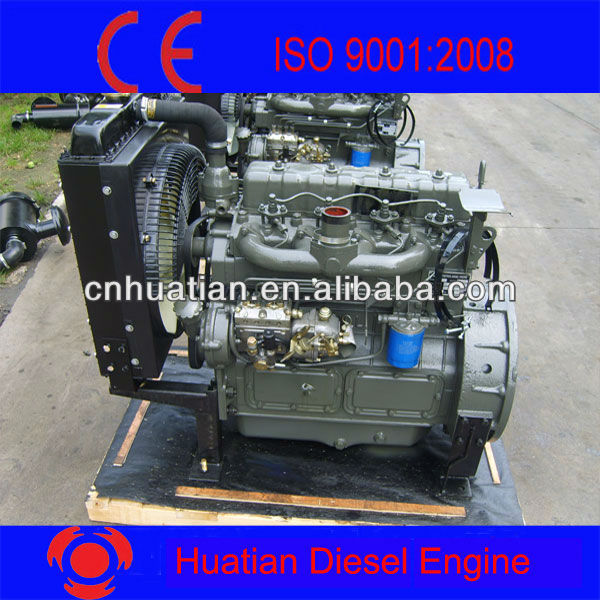 Chinese Diesel Engine 30hp for Water Cooled