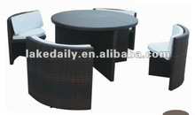 2012 New style outdoor dinning set