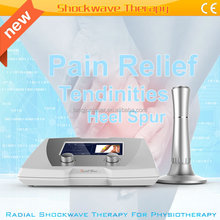 Physical therapy equipment eswt eswt equipment shockwave for Chronic muscular/Heel pain