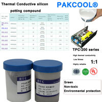 PAKCOOL TPC-213 Thermal potting compound SILICON RUBBER COMPOUND