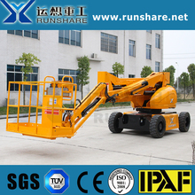 14m small articulated boom lift