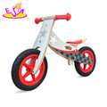 2018 High quality wooden children bicycle without pedal W16C200