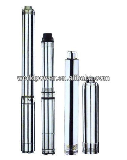 solar powered submersible water pumps For Agriculture/solar powered irrigation water pump