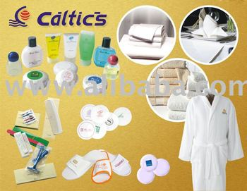 amenities linen plastics