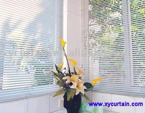 "Room Darkening PVC Mini Blind (1"")"