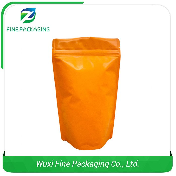 Quick Response Food Promotional Packaging Pouch Bag