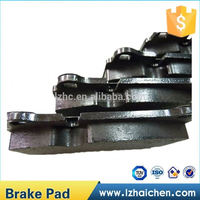 Auto Brake pads for PEUGEOT ,BRAKE SYSTEM ,disc brake pad