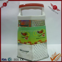 Innovative multifunction 6 side vegetable and fruit grater