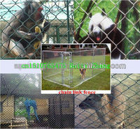 Strong And Security Animal Fence For Zoo