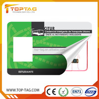 Plastic facebook id card / School student photo id card / Business pvc card printing
