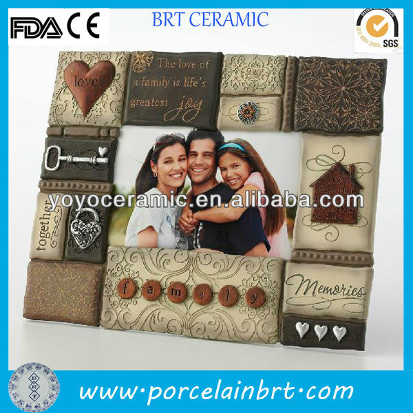 rectangle puzzle resin different types of picture frames