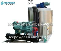 fishery/concrete mixing flake ice machine with CE 10tons