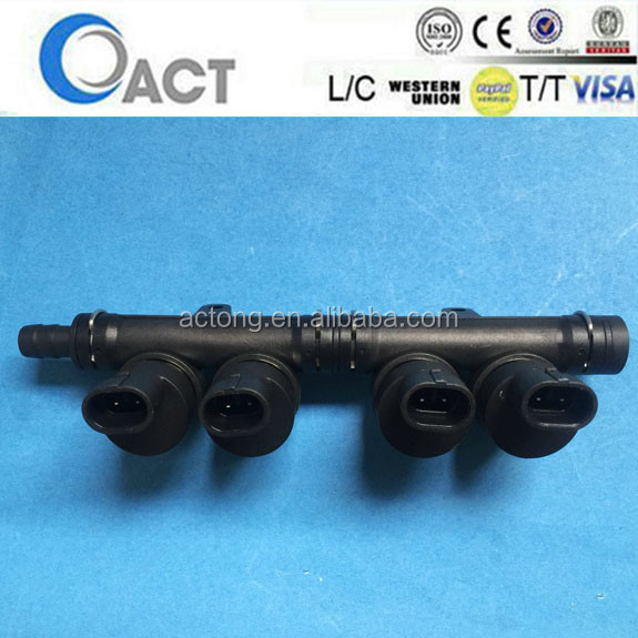 vehicles OEM ACT L04 injector rail for cars / Diesel LPG Conversion Kit