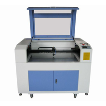 Hot sales double-color board crystal 130w rock engraving machine