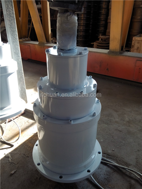 5000W Low RPM Vertical axis wind turbine