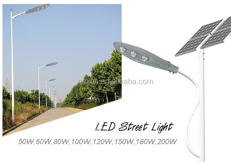 Hot sale Outdoor IP65 Waterproof COB 50 watt LED Street Light