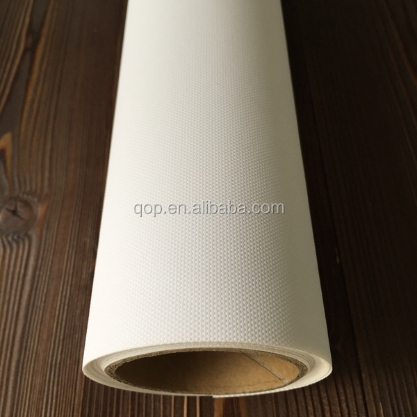 Competitive price blank roll 220gsm matte polyester art canvas